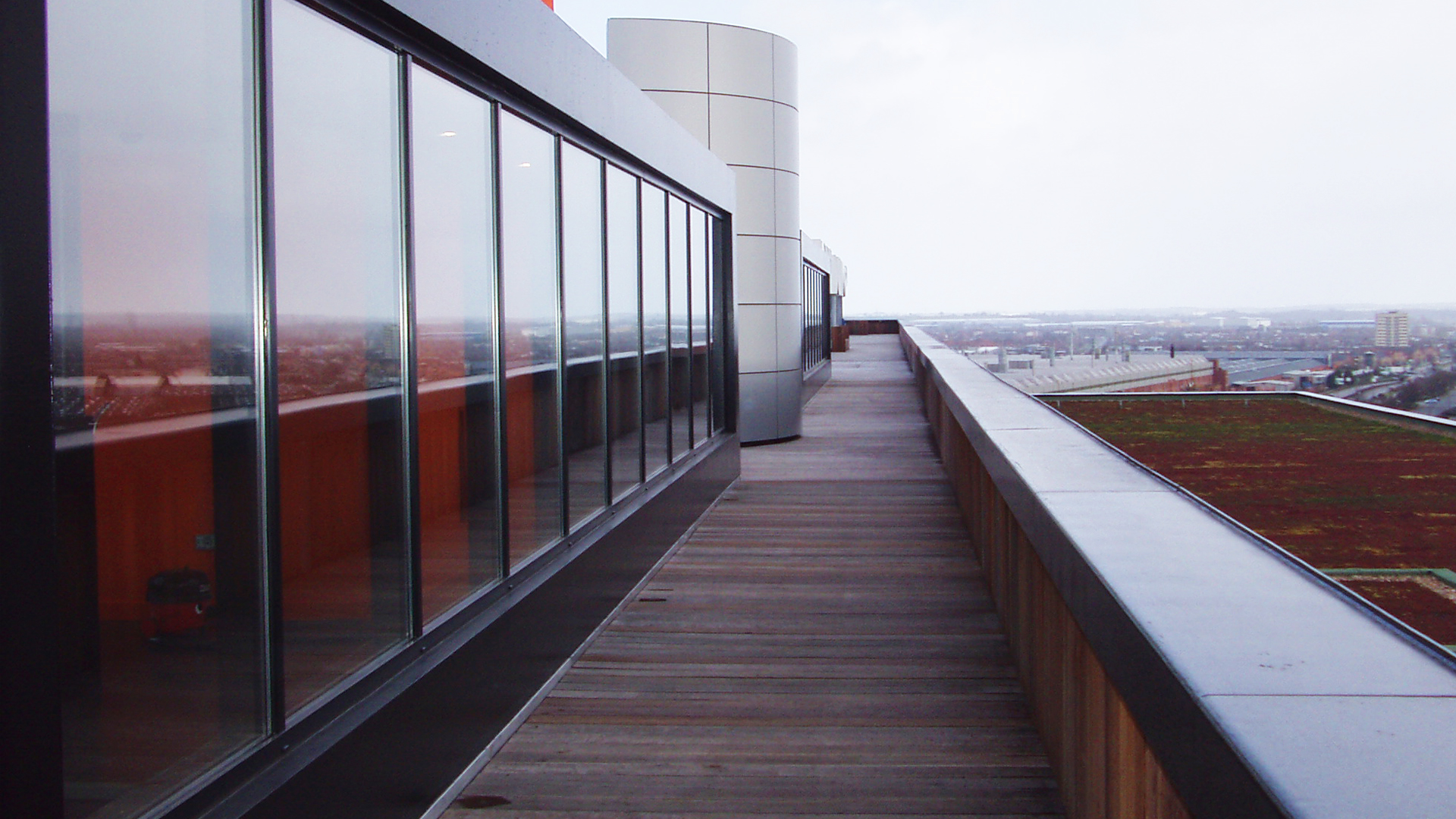 fire rated curtain walling
